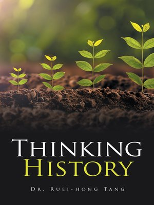 cover image of Thinking History