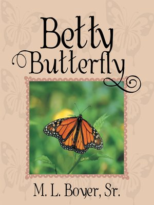 cover image of Betty Butterfly