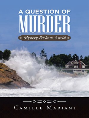 cover image of A Question of Murder