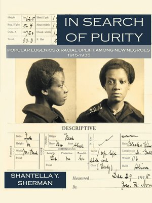 cover image of IN SEARCH of PURITY