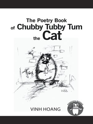 cover image of The Poetry Book of Chubby Tubby Tum the Cat