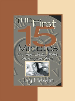 cover image of The First Fifteen Minutes
