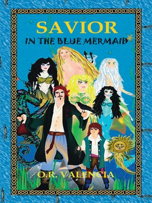 cover image of Savior in the Blue Mermaid