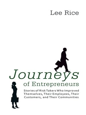 cover image of Journeys Of Entrepreneurs