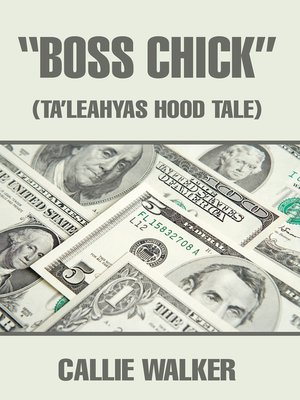 "cover image of ""Boss Chick"""
