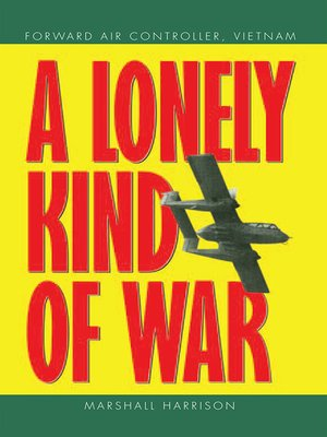 cover image of A Lonely Kind of War