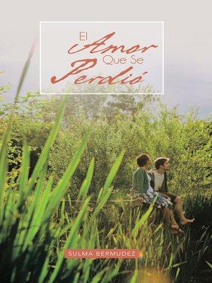 cover image of El amor que se perdió