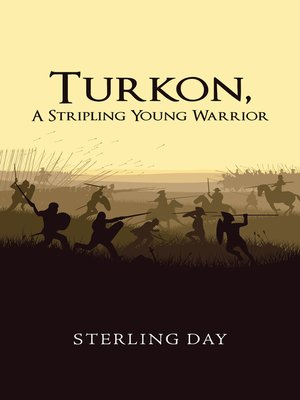 cover image of Turkon, a Stripling Young Warrior