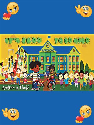 cover image of Its Free to Be Nice