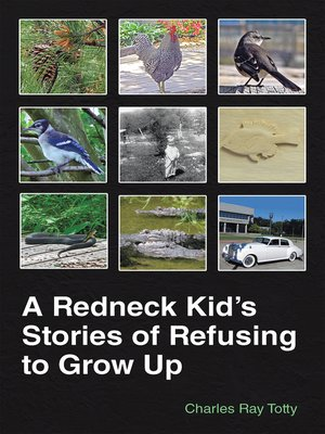 cover image of A Redneck Kids Stories of Refusing to Grow Up
