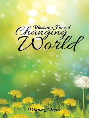 cover image of Blessings for a Changing World