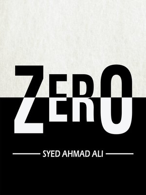 cover image of Zero