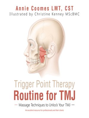 cover image of Trigger Point Therapy Routine for Tmj