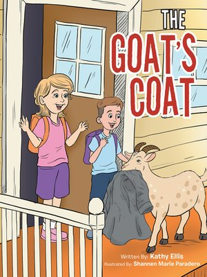 cover image of The Goats Coat