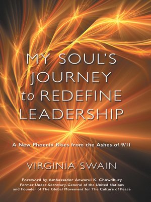 cover image of My Soul's Journey to Redefine Leadership