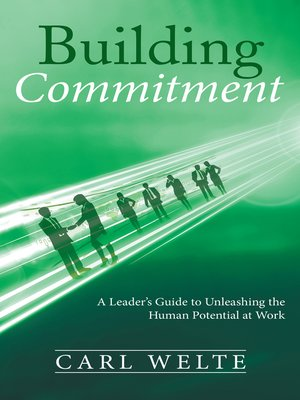 cover image of Building Commitment