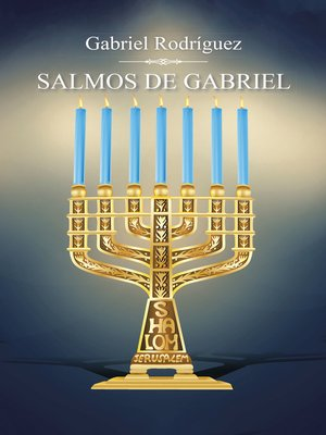 cover image of Salmos de Gabriel