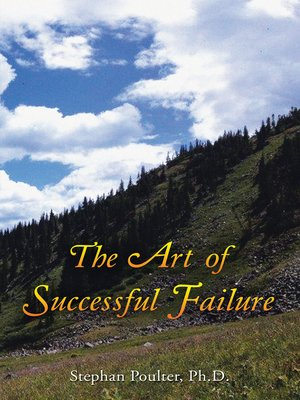 cover image of The Art of Successful Failure