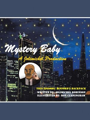 cover image of Mystery Baby