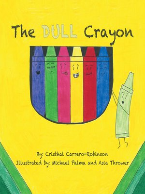 cover image of The Dull Crayon