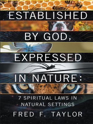 cover image of Established by God, Expressed in Nature