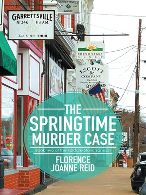 cover image of The Springtime Murder Case