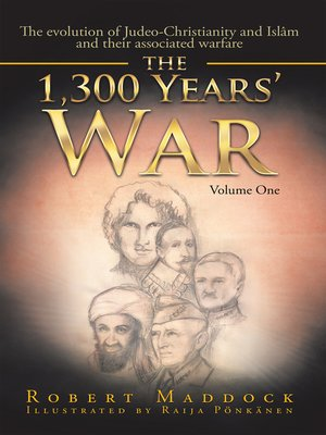 cover image of The 1,300 Years' War
