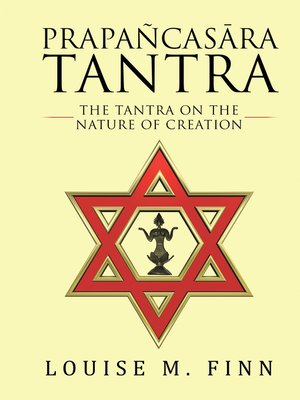 cover image of Prapañcasara Tantra