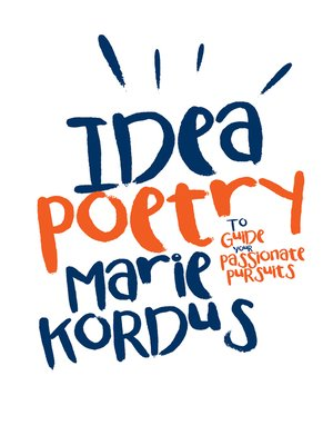 cover image of Idea Poetry