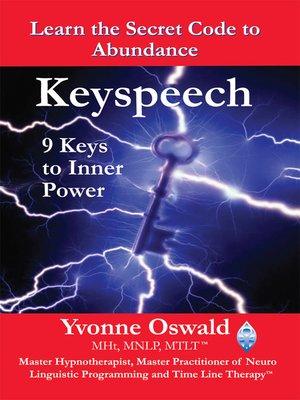 cover image of Keyspeech--9 Keys to Inner Power