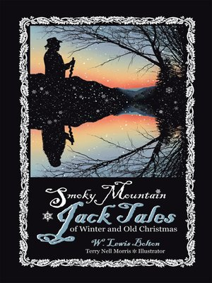 cover image of Smoky Mountain Jack Tales of Winter and Old Christmas