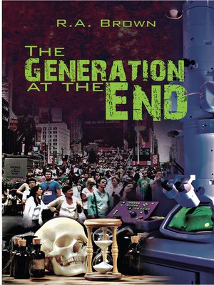 cover image of The Generation at the End