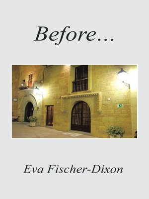 cover image of Before . . .