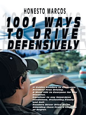 cover image of 1001 Ways to Drive Defensively