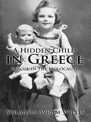 cover image of A Hidden Child in Greece