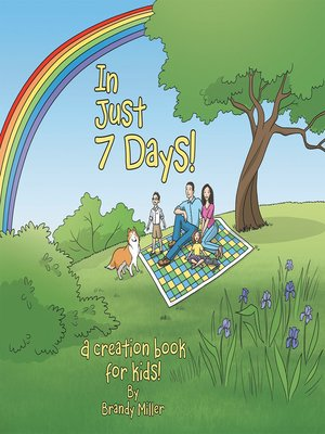 cover image of In Just 7 Days!