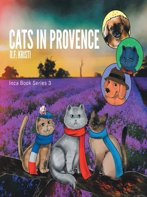 cover image of Cats in Provence