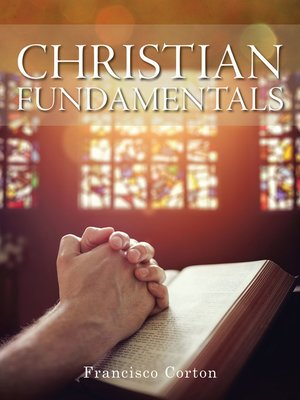 cover image of Christian Fundamentals