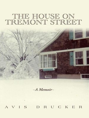 cover image of The House on Tremont Street