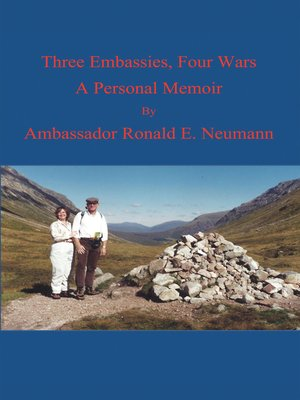 cover image of Three Embassies, Four Wars