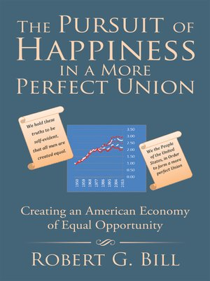 cover image of The Pursuit of Happiness in a More Perfect Union