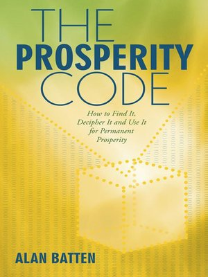 cover image of The Prosperity Code
