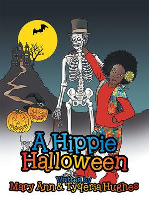 cover image of A Hippie Halloween