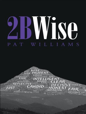 cover image of 2BWise