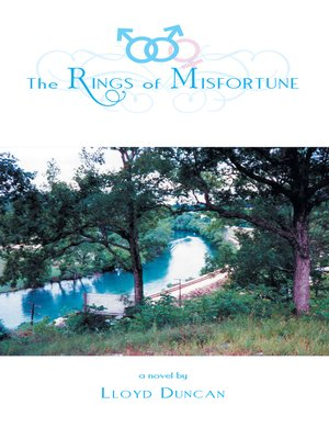 cover image of RINGS of MISFORTUNE