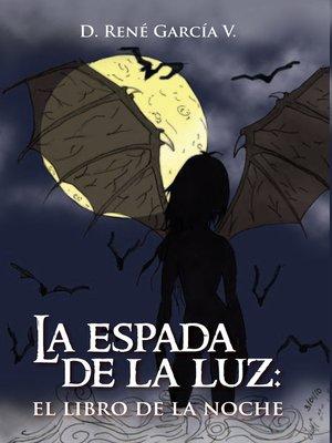 cover image of La espada de la luz
