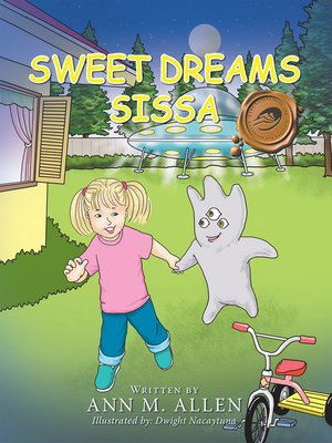 cover image of Sweet Dreams Sissa