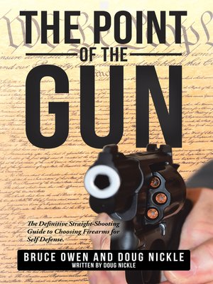cover image of The Point of the Gun