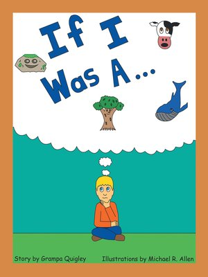 cover image of If I Was a…