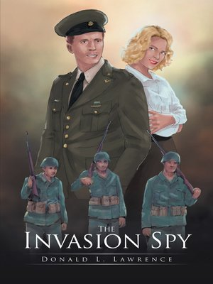 cover image of The Invasion Spy